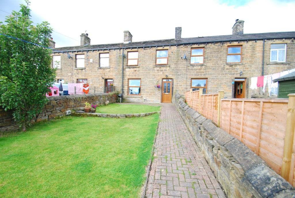 2 Bedrooms Terraced House for sale in Cumberworth Road, Skelmanthorpe HD8