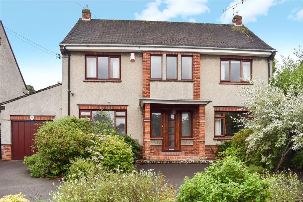 4 Bedrooms House for sale in Wells Road, Glastonbury, Somerset, BA6