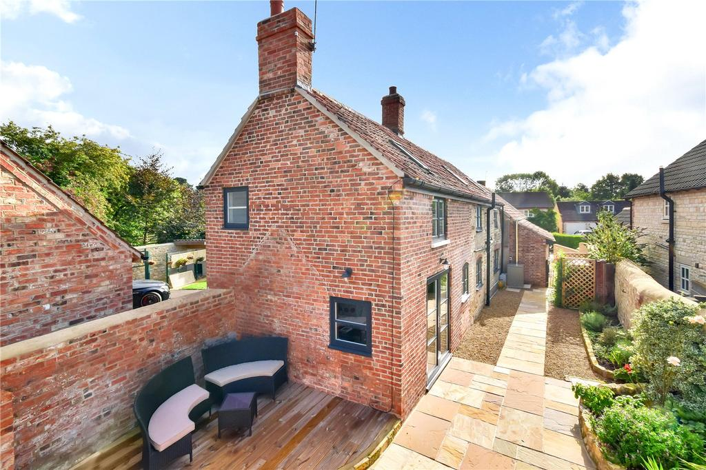 3 Bedrooms Detached House for sale in Main Street, Saltby, Melton Mowbray