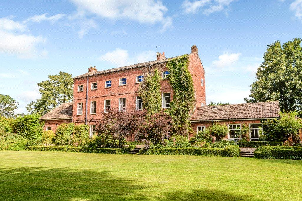 8 Bedrooms Link Detached House for sale in The Old Rectory, Church Lane, Hougham, Grantham, NG32