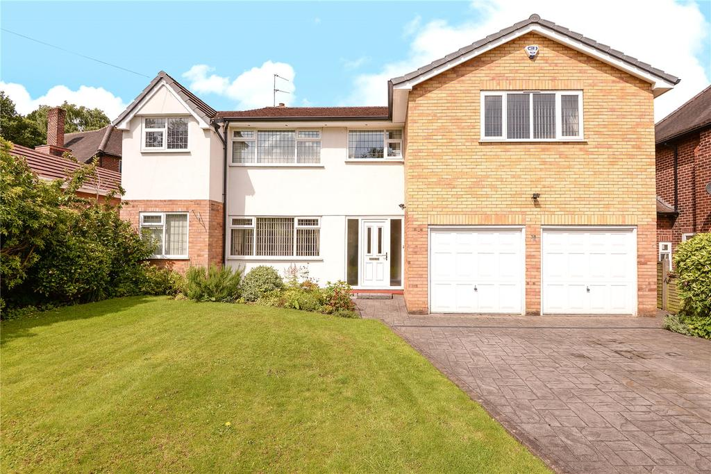 5 Bedrooms Detached House for sale in Gorsey Road, Wilmslow, Cheshire, SK9