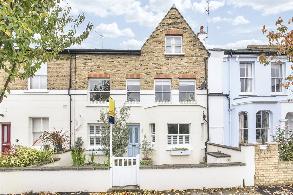 1 Bedroom Flat for sale in Althorp Road, London, SW17