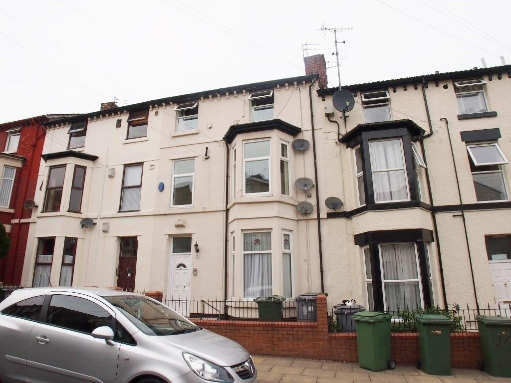 2 Bedrooms Apartment Flat for rent in Egerton Street, Wallasey