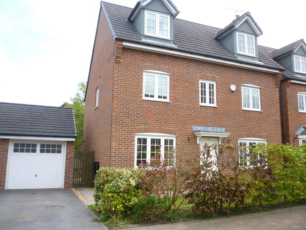 5 Bedrooms Detached House for sale in Stanier Close , Macclesfield