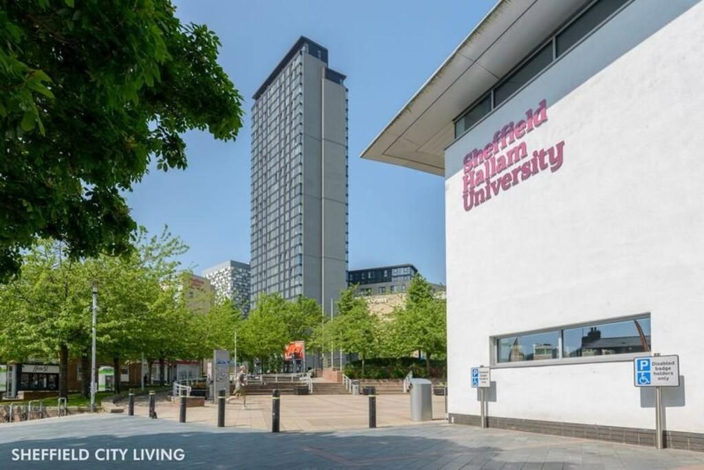 2 Bedrooms Apartment Flat for sale in St. Pauls, City Lofts, 7 St Pauls Square, Sheffield, S1 2LJ