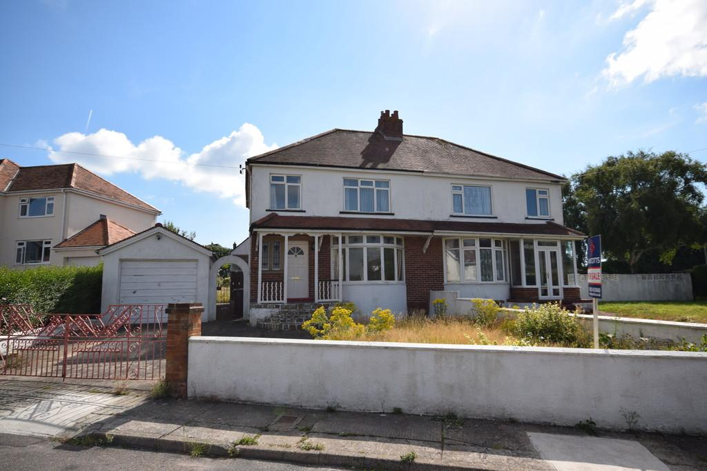 3 Bedrooms Semi Detached House for sale in Oak Park Close, Torquay
