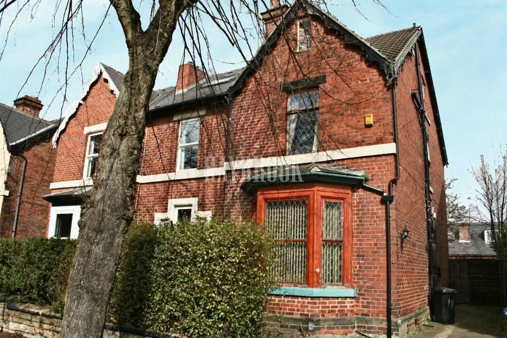 5 Bedrooms Semi Detached House for sale in Grange Crescent, Sheffield