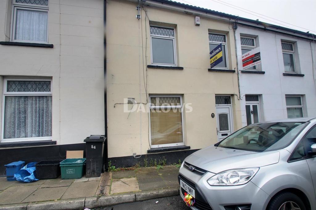 3 Bedrooms Terraced House for sale in Trevethick Street, Merthyr Tydfil