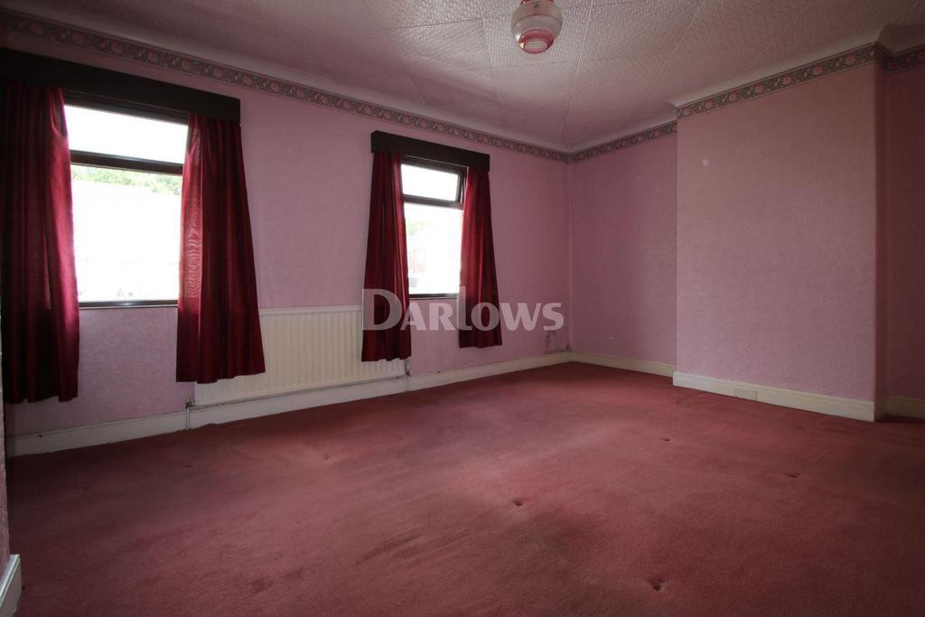 3 Bedrooms Terraced House for sale in Nursery Terrace, Tredegar, Blaenau Gwent