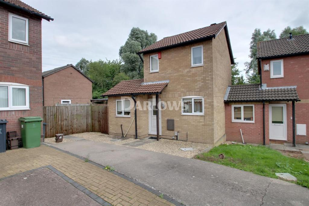 1 Bedroom End Of Terrace House for sale in Wentworth Lane, St Mellons, Cardiff