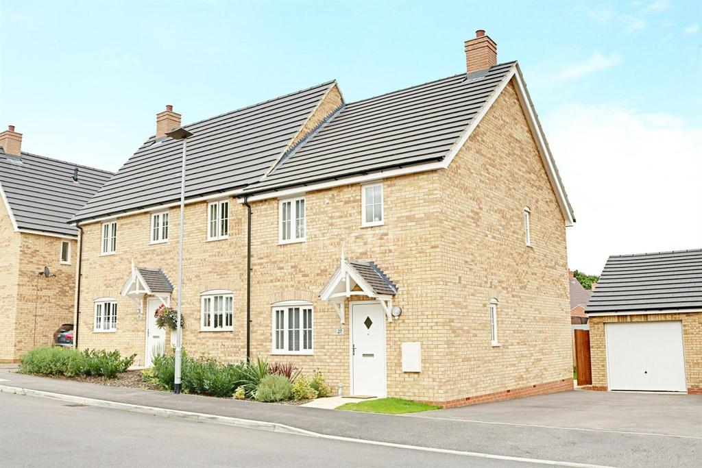 3 Bedrooms Semi Detached House for sale in Aspire Development,