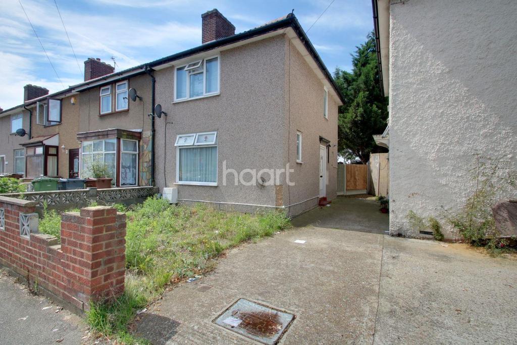 2 Bedrooms End Of Terrace House for sale in Grafton Road, Dagenham