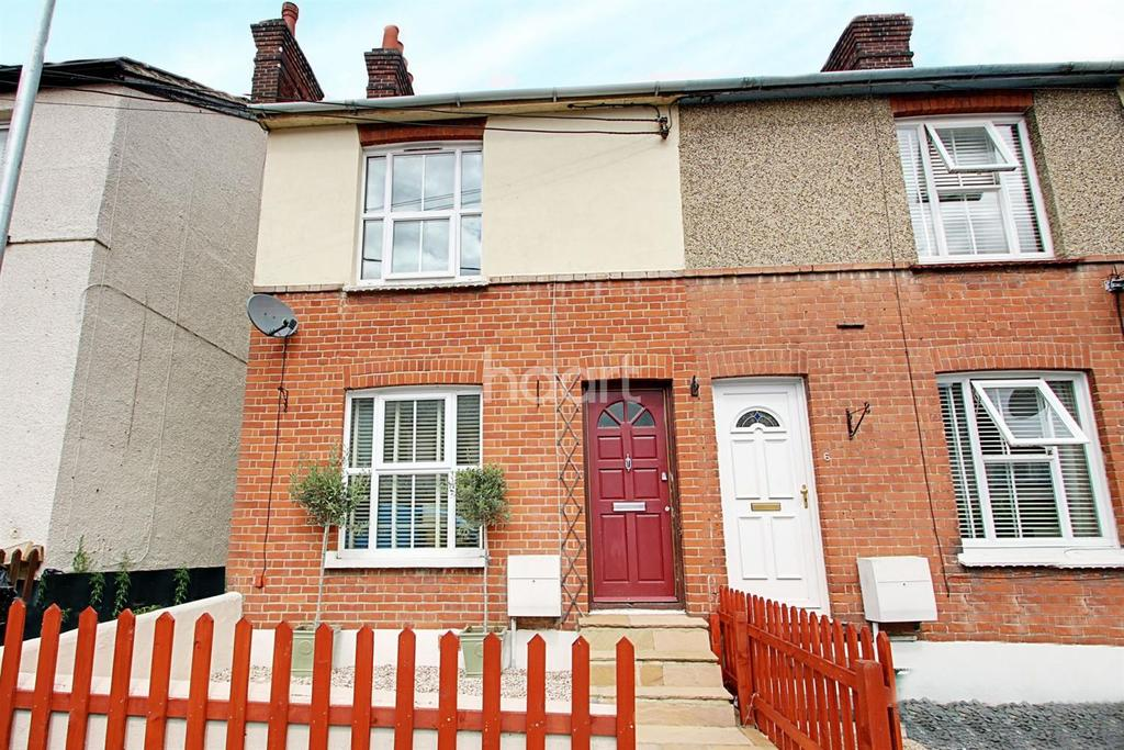 3 Bedrooms End Of Terrace House for sale in Coronation avenue, Braintree