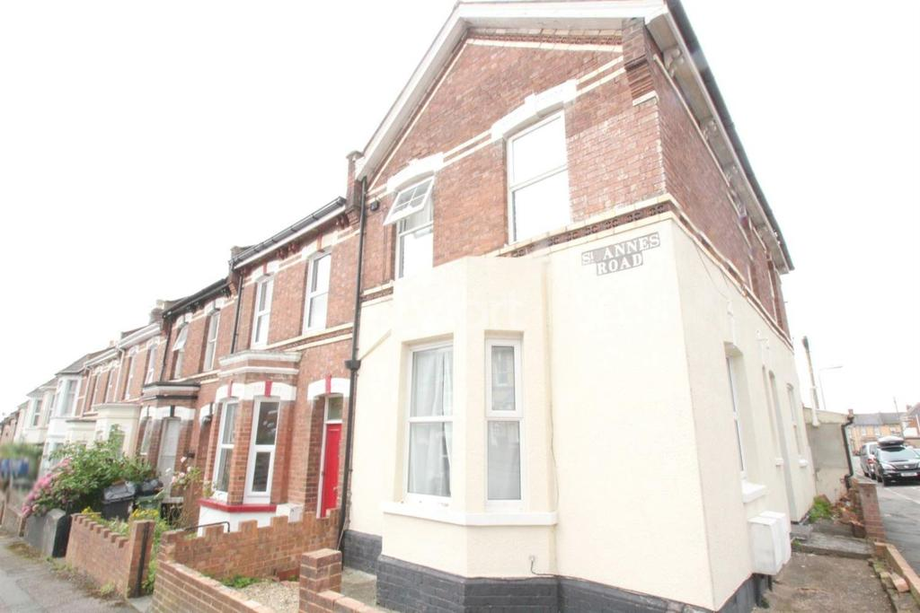 1 Bedroom Flat for sale in St Annes Road