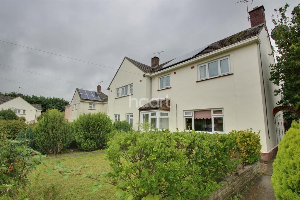 3 Bedrooms Semi Detached House for sale in Reeve Close