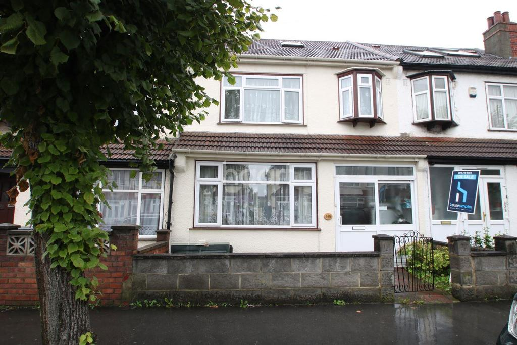 3 Bedrooms End Of Terrace House for sale in Davidson Road, Croydon, CR0