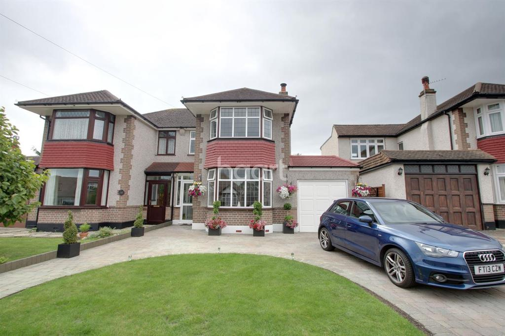 3 Bedrooms Semi Detached House for sale in Tower View, Shirley, Croydon, CR0