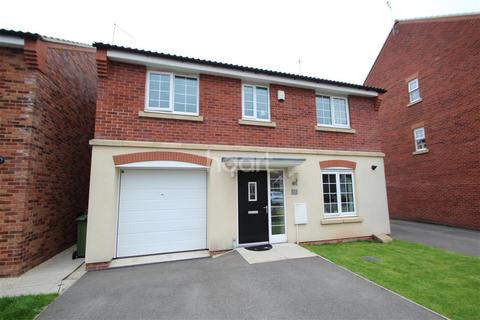 4 bedroom detached house to rent - Axmouth Drive, Mapperley, NG3