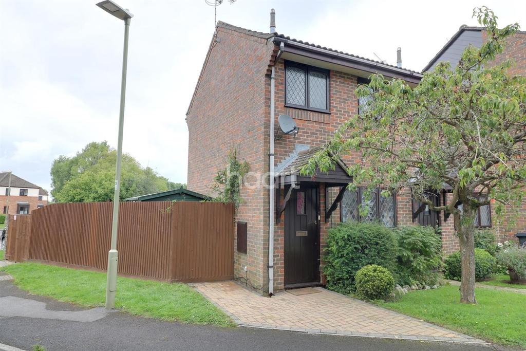 1 Bedroom End Of Terrace House for sale in Linden Drive, Liss