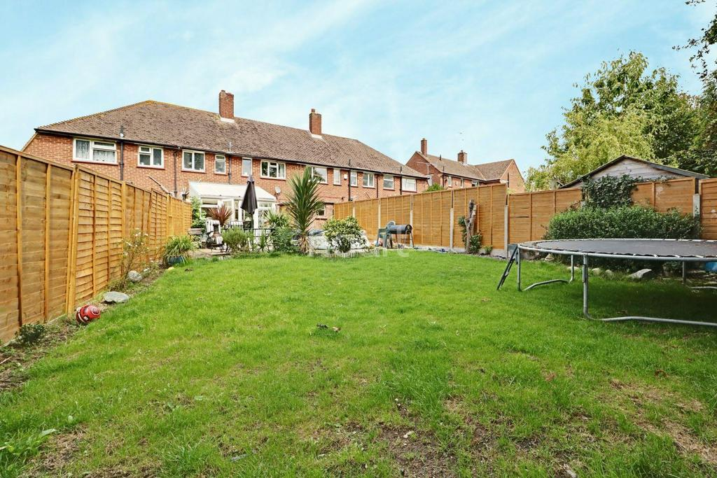 3 Bedrooms Terraced House for sale in Berens Road, Orpington