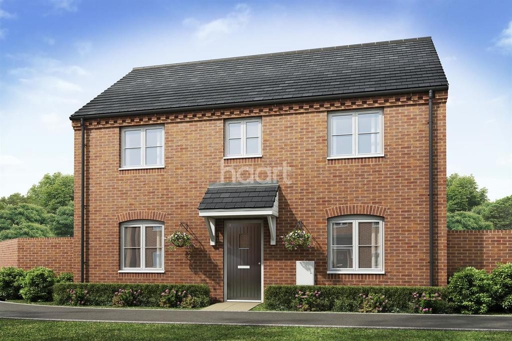 3 Bedrooms Detached House for sale in The Heights, Newark