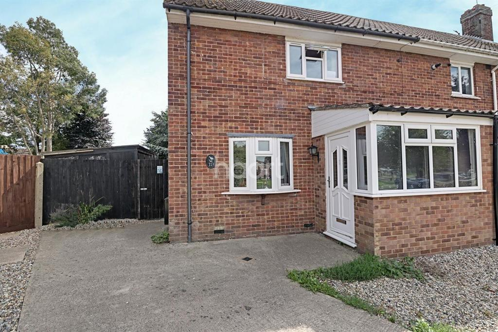 2 Bedrooms End Of Terrace House for sale in March