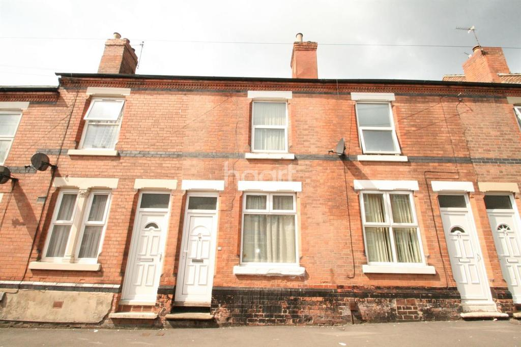 2 Bedrooms Terraced House for sale in Westwood Road, Sneinton