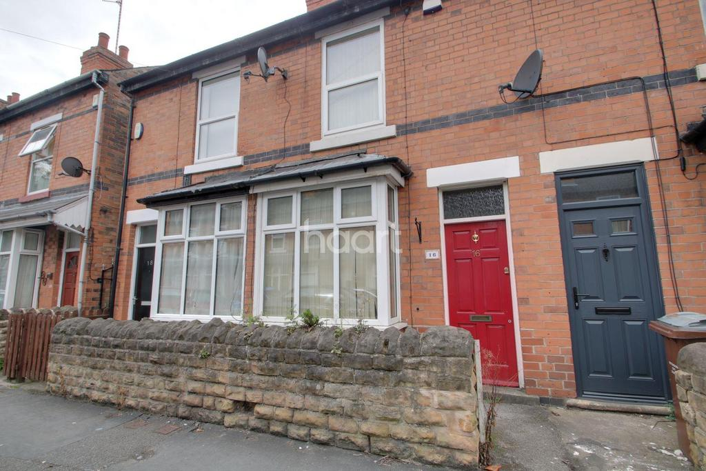 2 Bedrooms Terraced House for sale in Mafeking Street, Sneinton
