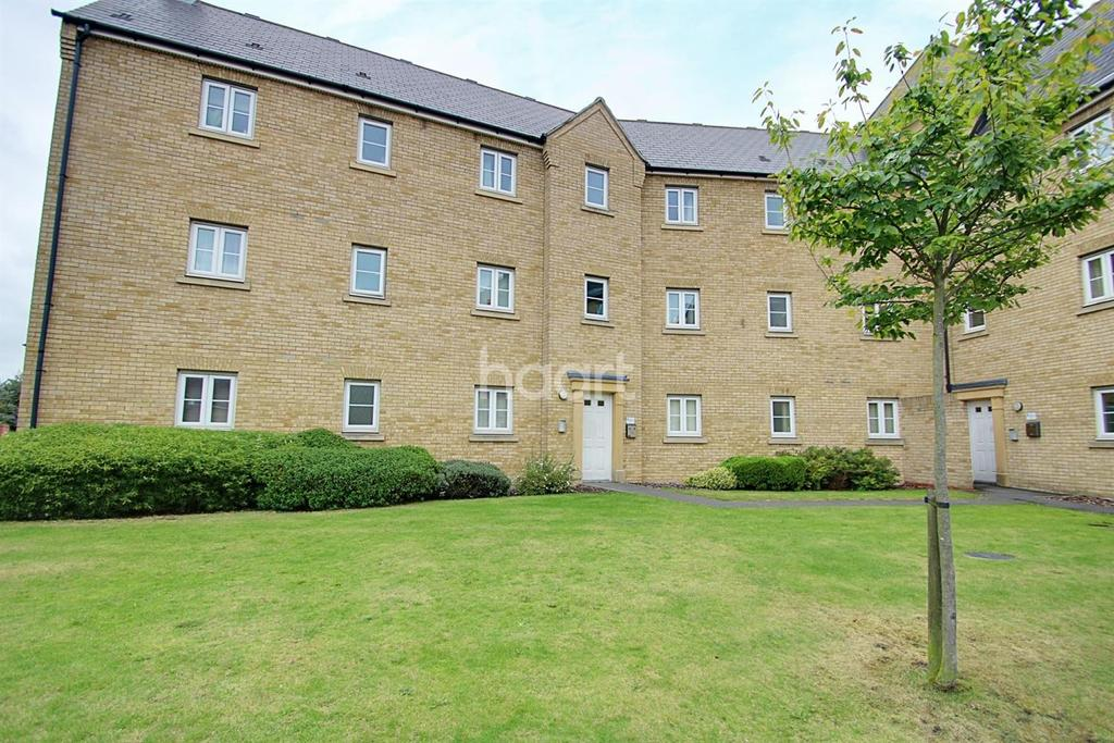 2 Bedrooms Flat for sale in Chapman Place