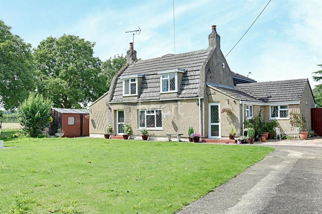 3 Bedrooms Detached House for sale in West End, Gorefield