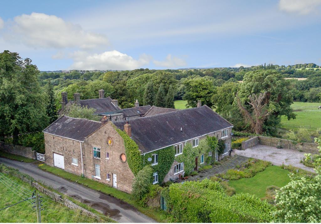 5 Bedrooms Barn Conversion Character Property for sale in Brook House Lane, Timbersbrook, Near Congleton