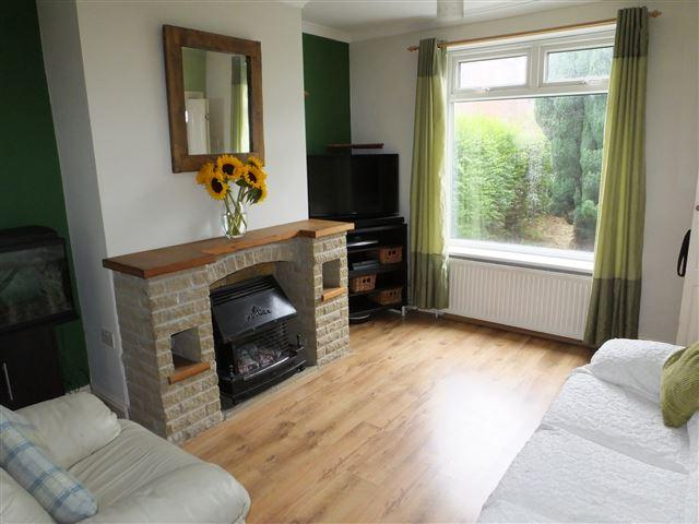 2 Bedrooms Terraced House for sale in Chestnut Avenue, Handsworth, Sheffield , S9 4AN