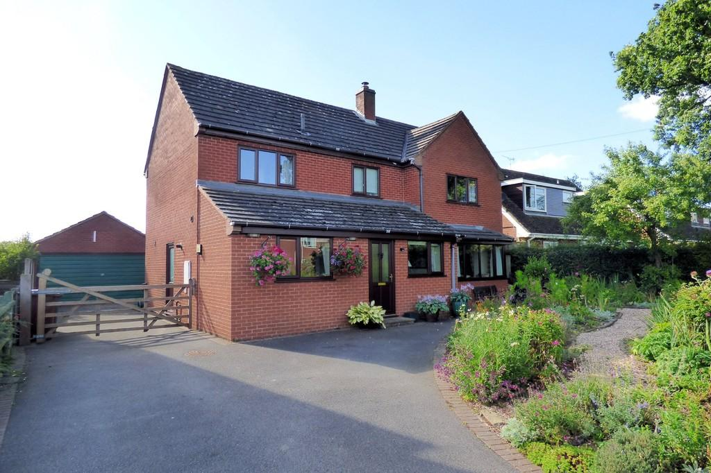 6 Bedrooms Detached House for sale in Uttoxeter Road, Kingstone