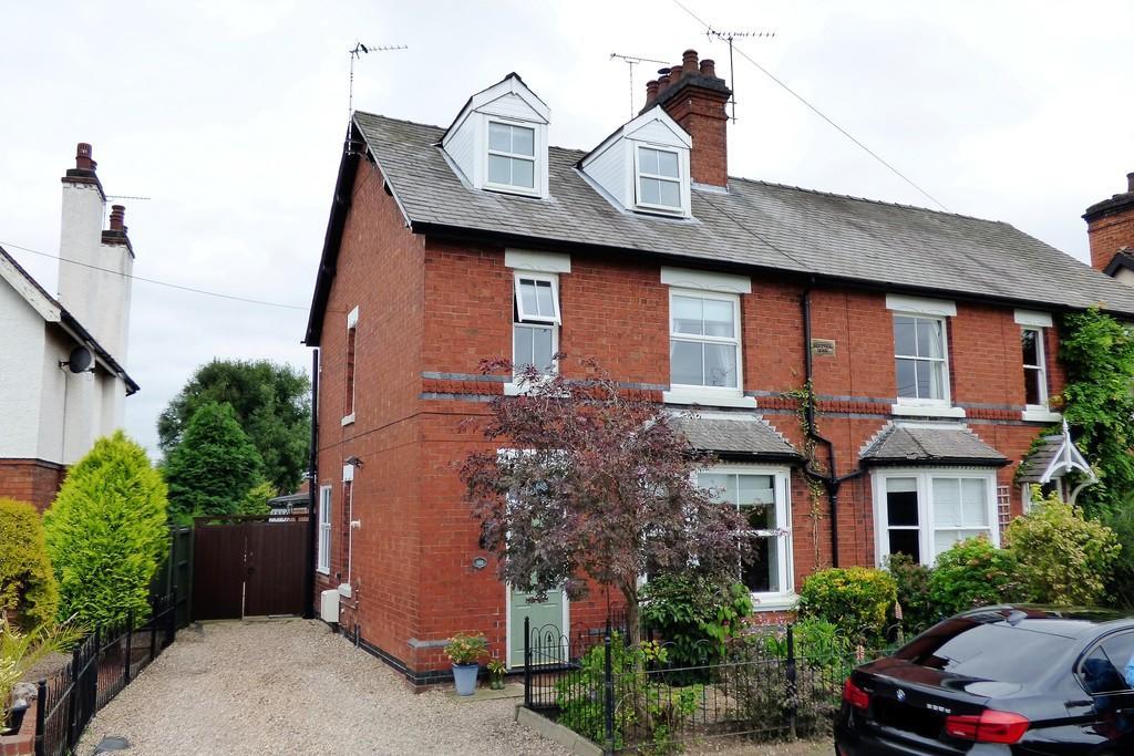 3 Bedrooms Semi Detached House for sale in Efflinch Lane, Barton Under Needwood
