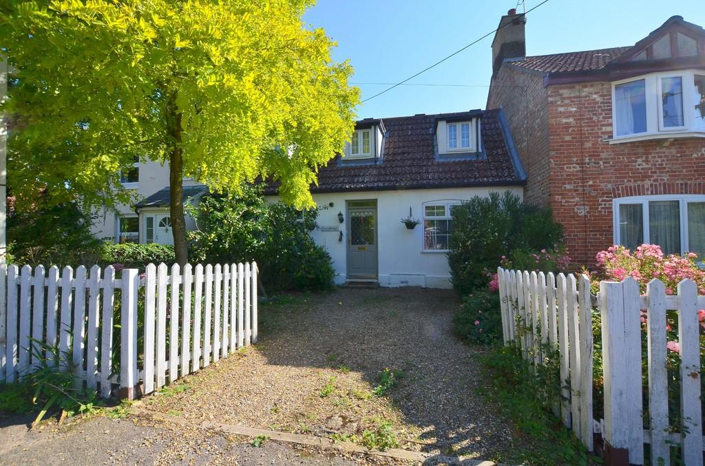 3 Bedrooms Terraced House for sale in The Street, Bredfield, Woodbridge, IP13 6AX
