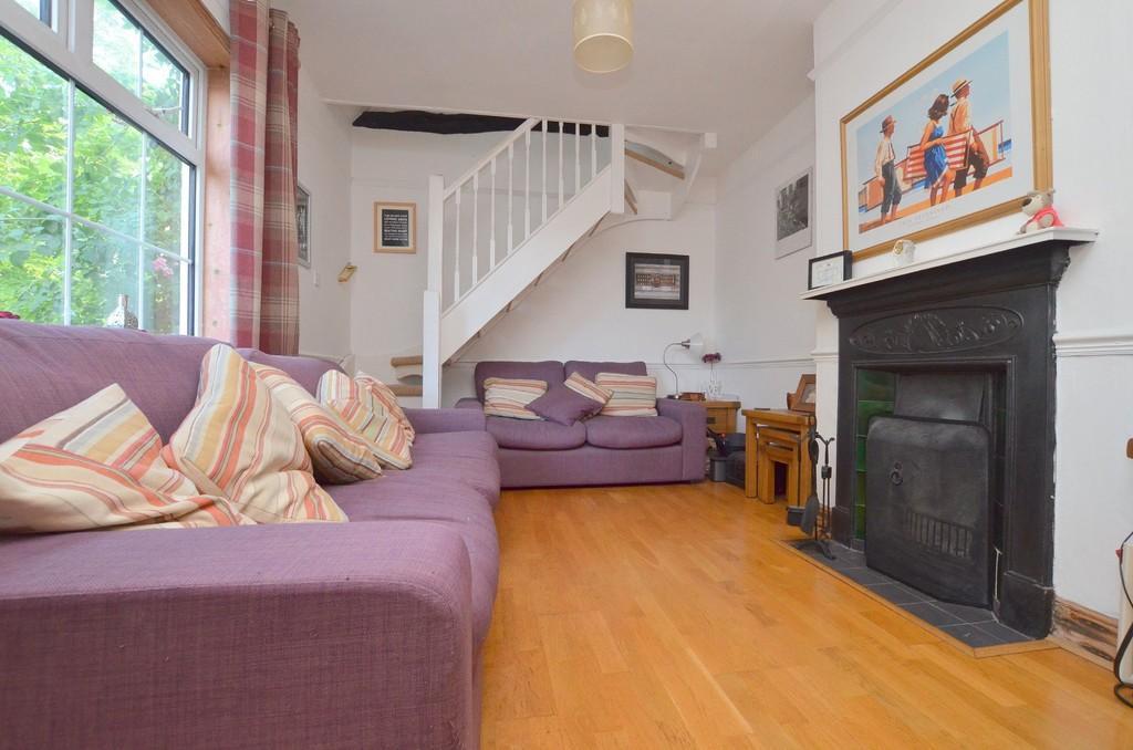 3 Bedrooms Terraced House for sale in The Street, Bredfield, Woodbridge, IP13 6AX