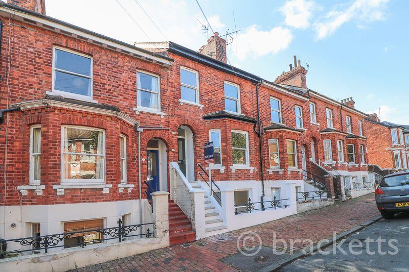 3 Bedrooms Terraced House for sale in Grosvenor Park, Tunbridge Wells