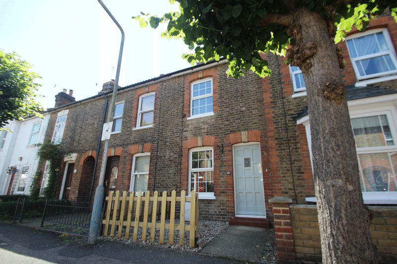 2 Bedrooms Terraced House for sale in Danvers Road, Tonbridge