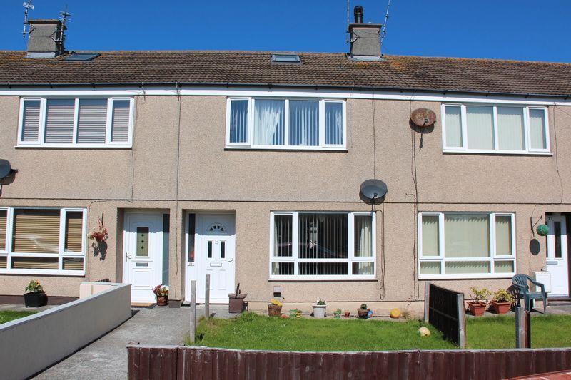 2 Bedrooms Terraced House for sale in Waen Fawr, Holyhead