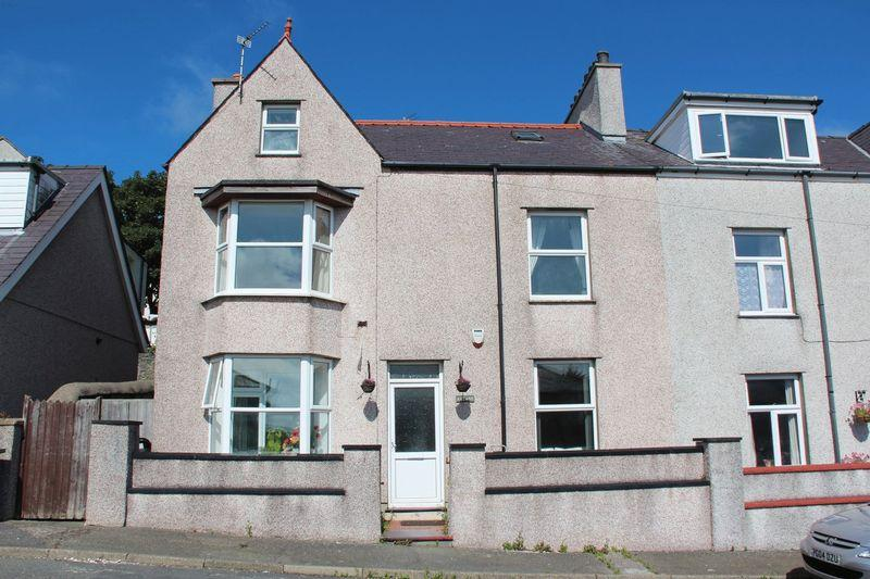 4 Bedrooms Semi Detached House for sale in Upper Baptist Street, Holyhead