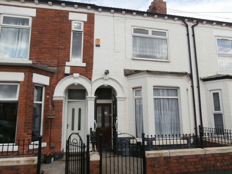 3 Bedrooms Terraced House for sale in Alliance Avenue, Hull