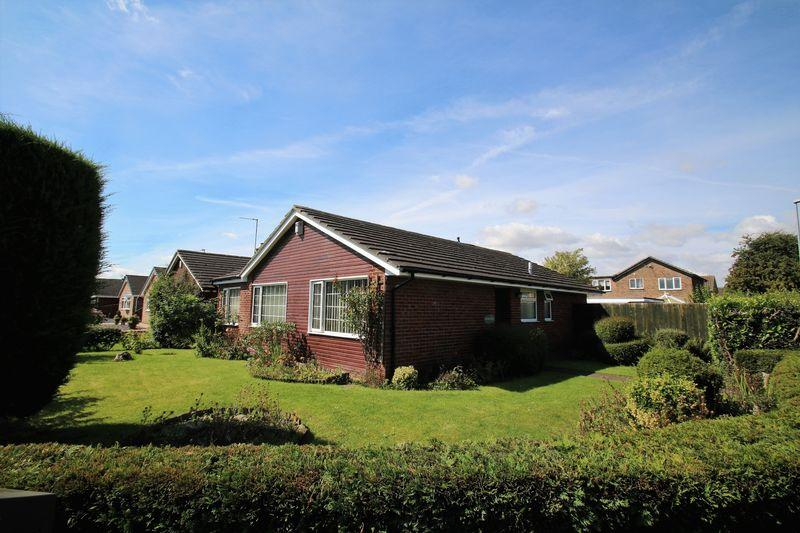 3 Bedrooms Detached Bungalow for sale in Parkstone Place, Eaglescliffe TS16 9EP