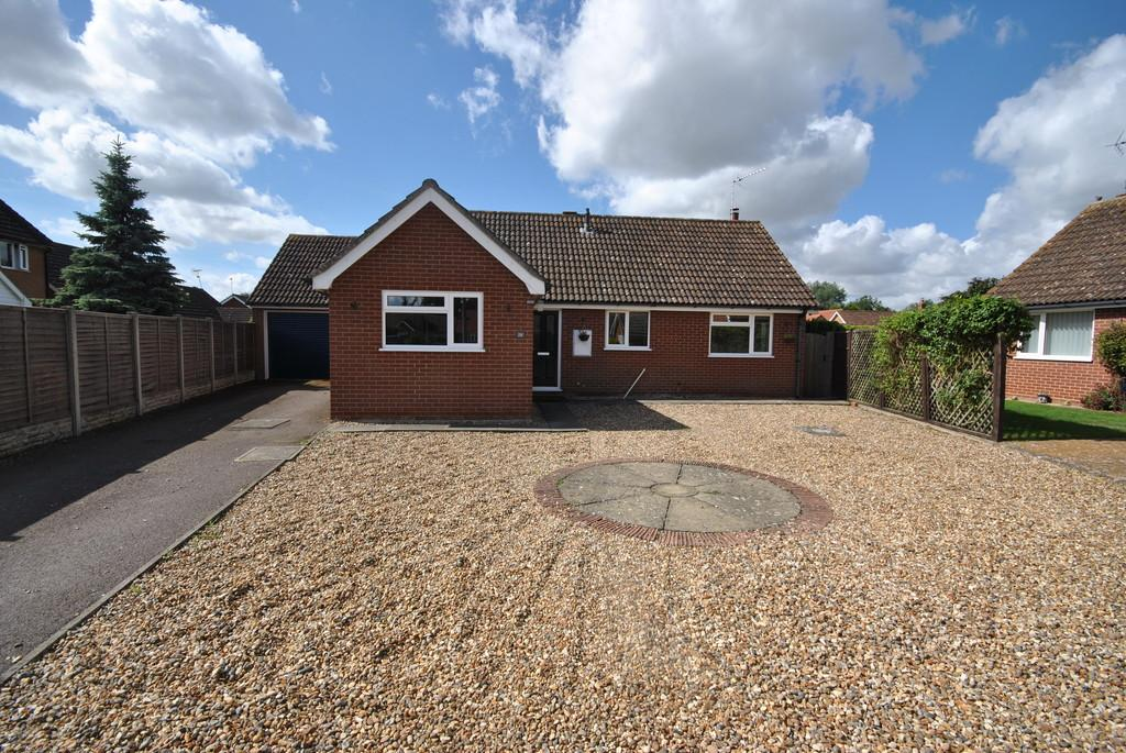 3 Bedrooms Detached Bungalow for sale in Scole, Norfolk