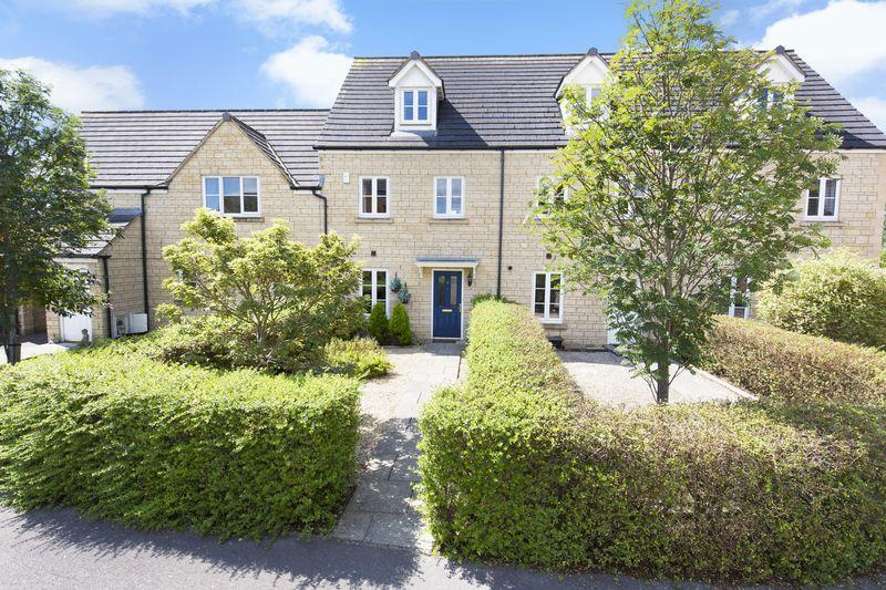 3 Bedrooms Terraced House for sale in Barley Rise, Trowbridge
