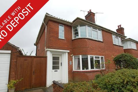2 bedroom flat to rent - St Albans Road, Norwich