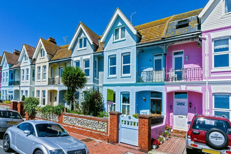 5 Bedrooms Terraced House for sale in New Parade, Worthing