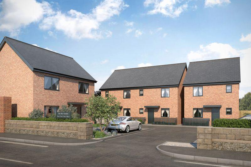3 Bedrooms House for sale in New homes at Percy Road, Exeter