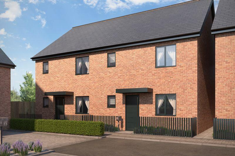 3 Bedrooms Detached House for sale in New homes at Percy Road, Exeter