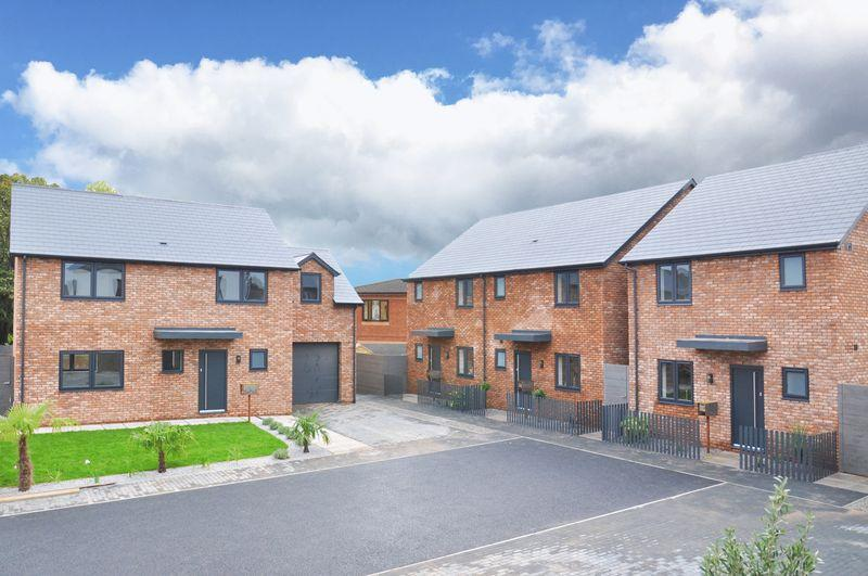 3 Bedrooms Semi Detached House for sale in New homes at Percy Road, Exeter