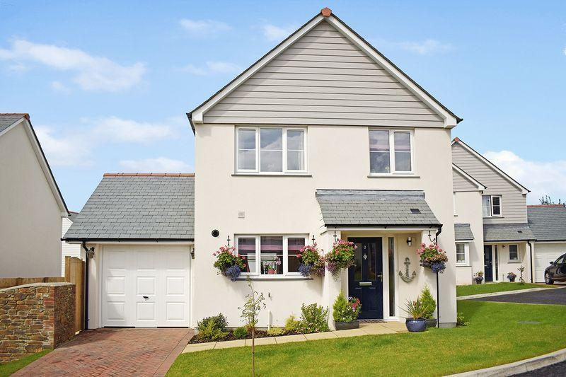 4 Bedrooms Detached House for sale in Maple Close, Liskeard